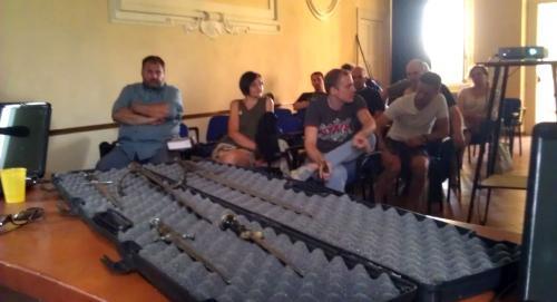 Stage Scherma Storica Artistica 2013 - 029